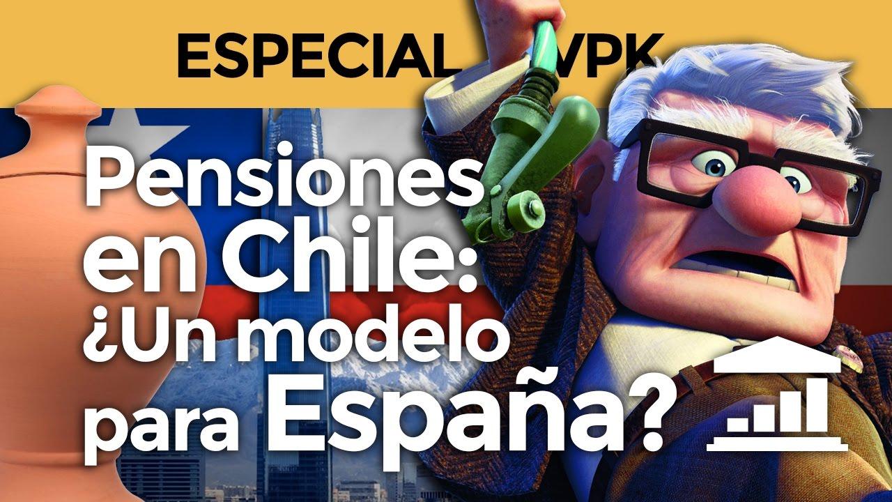 España vs. Chile: ¿el futuro de las pensiones?