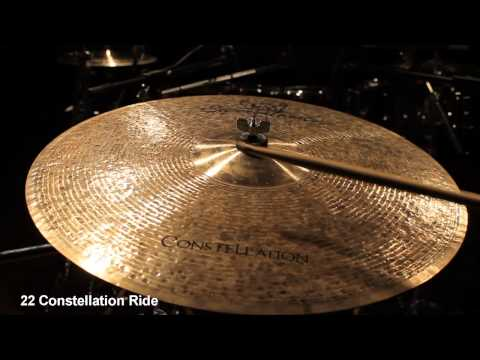 Supernatural Cymbals 22 Constellation Ride