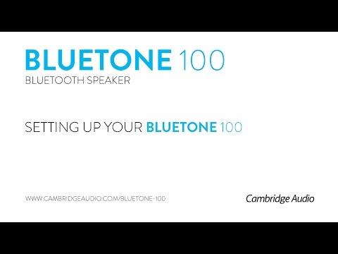 Setting up your BLUETONE 100