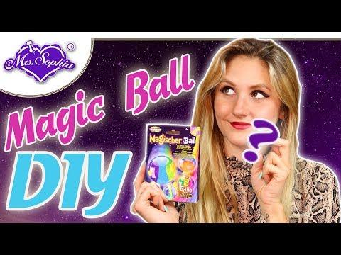 WOW ein MAGISCHER BALL! Was ist das? | DIY | Mrs.Sophia