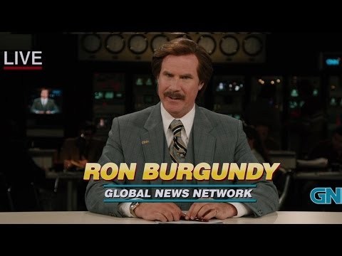 Anchorman: The Legend Continues Super-Sized R-Rated Clip