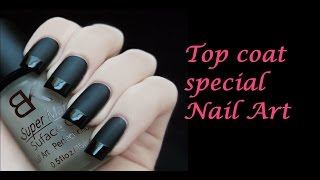 Review BK Super Matte pour Nail Art - YouTube