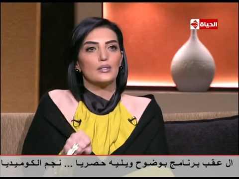 شاهد-  حورية فرغلي: لست متزوجة من ثري عربي وانتظر ابن الحلال