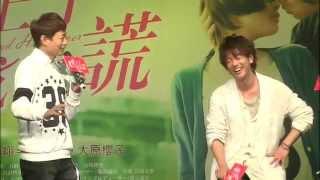Nonton Sato Takeru 佐藤健 Press Tour for The Liar and His Lover カノジョは嘘を愛しすぎてる Film Subtitle Indonesia Streaming Movie Download