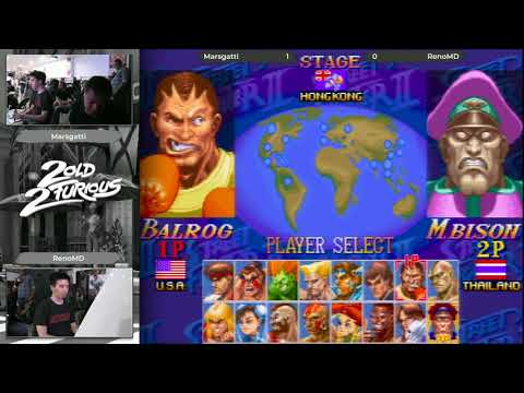 Super Street Fighter 2 Turbo ▷ Top 8 Finals ▷ The Skillions x 2 Old 2 Furious AGAIN (TIMESTAMP)