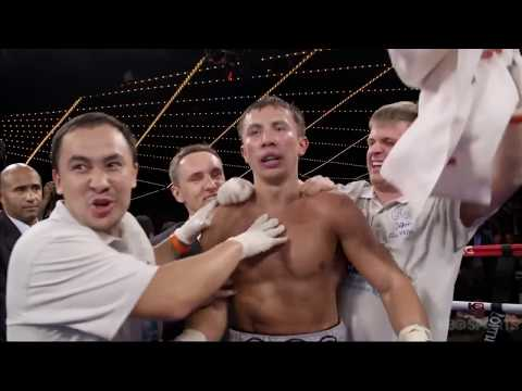 GGG Golovkin - From Nothing Comes A King (видео)