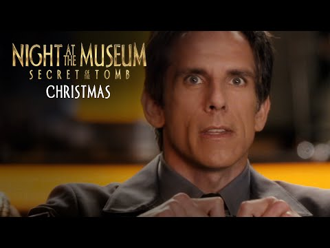 Night at the Museum: Secret of the Tomb (TV Spot 'New Year's Adventure')