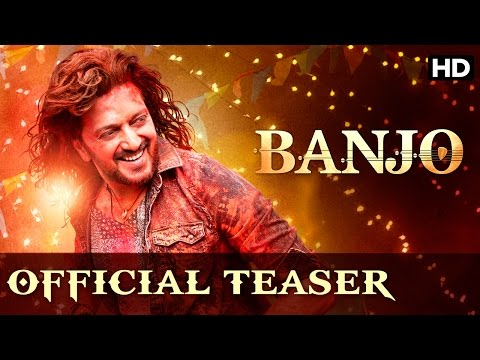 Banjo (2016) - Official Teaser