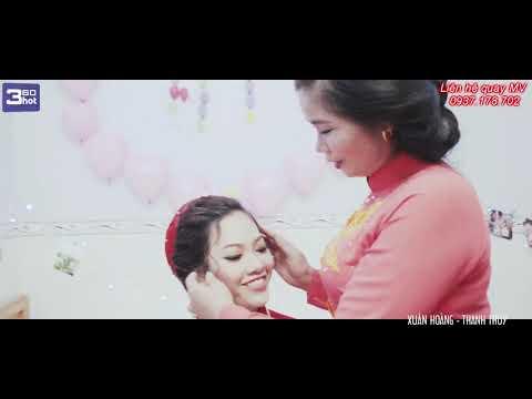 Clip phóng sự cưới XUÂN HOÀNG & THANH THÚY tháng 5 | Team 360hot 😘😘😘