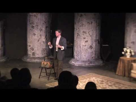 James Sanden - Corporate entertainment comedy magic show video