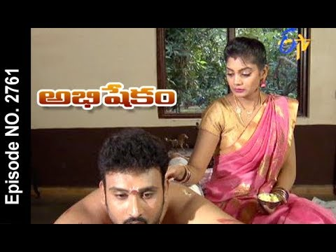 Abhishekam | 22nd November 2017 | Full Episode No 2761
