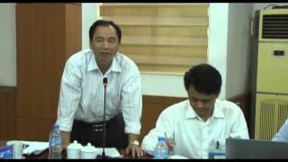 Hội nghị công bố quy hoạch khu dân cư xã TYC