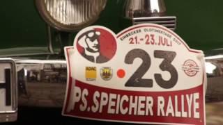 PS.Speicher-Rallye durch Stadtoldendorf am 22.07.2017 (1. Einbecker Oldtimer Tage)