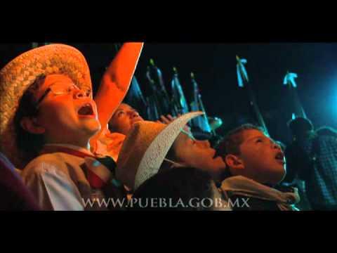 Celebra las Fiestas Patrias en Puebla