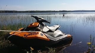 9. Sea doo spark 900 2up driving