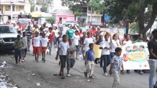 ¡Que vivan todos los derechos para Todos! - Muchachos y Muchachas con Don Bosco