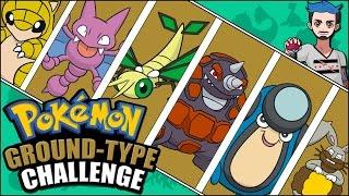 GROUND   POKÉMON CHALLENGE  Pokémon Naming Challenge by Ace Trainer Liam
