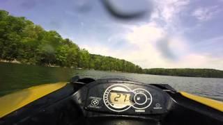 8. Yamaha Waverunner GP1300R