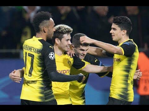 Borussia Dortmund Apoel Nicosia 1-1 UEFA Champions League 1-10-2017
