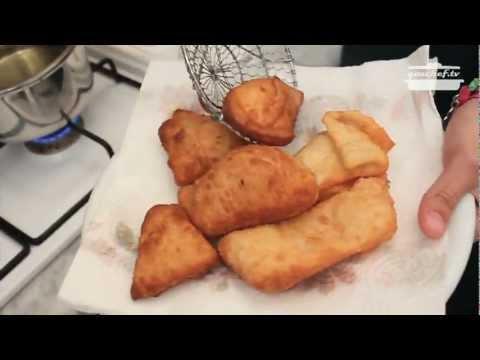 lo gnocco fritto - piatto della cucina emiliana