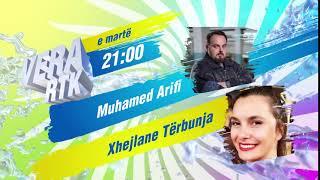 Promo - Vera RTK - Muhamed Arifi & Xhejlane Terbunja