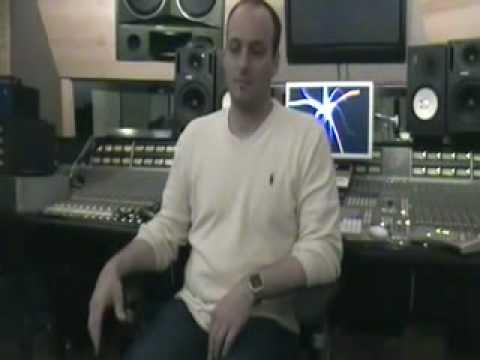 Ryan West (music engineer)  talks to iStandard 2