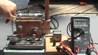 Download Lagu Model steam engine electric generator DC Mp3