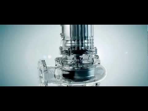 Enduro & EnduroPro Series Wet&Dry Pit Sewage Pumps