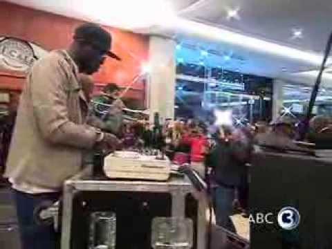 DJ Black Coffee on Top Billing