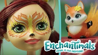 Enter the world of Enchantimals, where Caring Is Our Everything in our BRAND NEW stop motion series! ▻ Click to Subscribe to ...