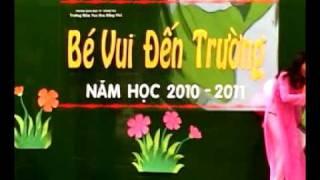 Khai giảng năm học mới - trường mầm non Hoa Hồng Nhỏ, TP.Vũng Tàu
