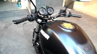 4. Ducati Monster 695 Dark
