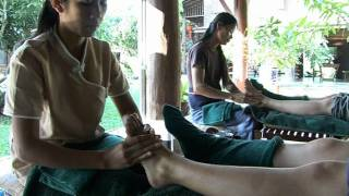 Baan Hom Samunphrai A Traditional Health Center Chiang Mai