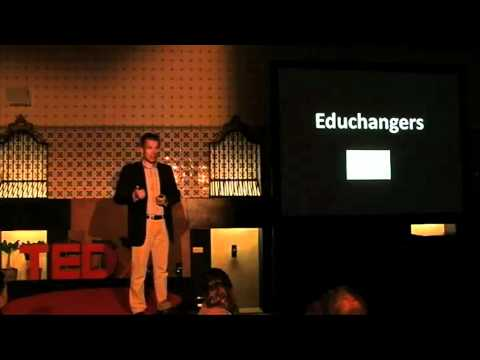 Changing Education with Edushock: Dirk de Boe at TEDxDordrecht