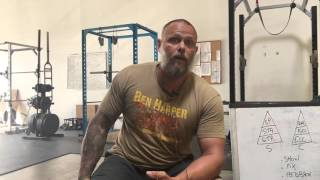 Strongfit Video blog Number 3