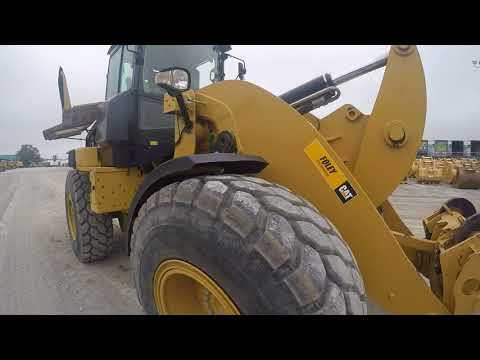 CATERPILLAR WHEEL LOADERS/INTEGRATED TOOLCARRIERS 930M equipment video x2T-0gErqvg