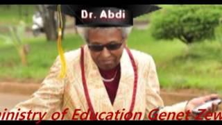 Genet Zewdie Dr  Abdi Genet