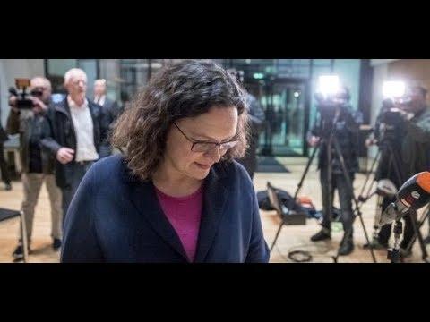 GMS-Umfrage: SPD nur noch viertstärkste Kraft, Grüne le ...