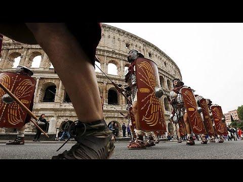 Ιταλία: Εκδηλώσεις για τα γενέθλια της «αιώνιας πόλης»