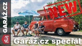 Video Garáž.cz 01x11 SPECIÁL: Škoda 1203 porazila Mercedes V Marco Polo a VW California MP3, 3GP, MP4, WEBM, AVI, FLV Juni 2018