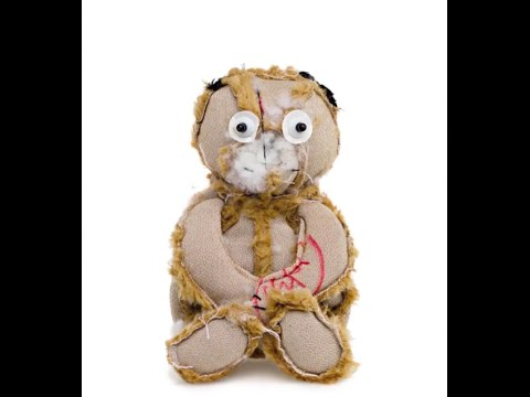 Inside-Out Teddy Bears Will Give You Nightmares