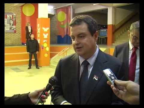 Intervju sa premijerom Ivicom Dačićem