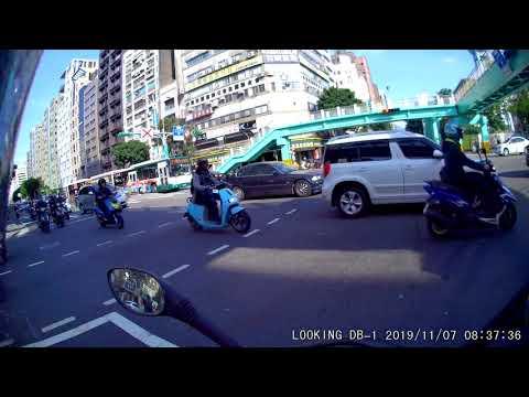 台北市 民權西路 機車 車禍