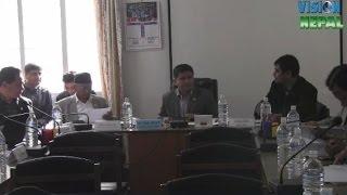 Development Committee Meeting of Local Election स्थानीय तहको निर्वाचन । स्थानीय तहको शासन सञ्चालन तथा...