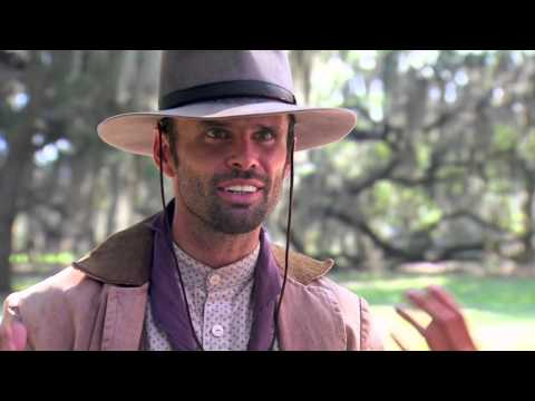 """DJANGO UNCHAINED - """"Billy Crash"""" HD - In Singapore 21 March"""