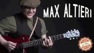 Max Altieri | I Swing my Blues with Soul
