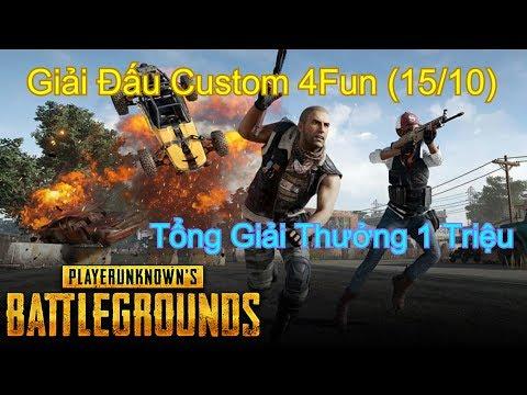 Custom 4Fun Ngày 15-10 !!!  - Pino.NTK ✔