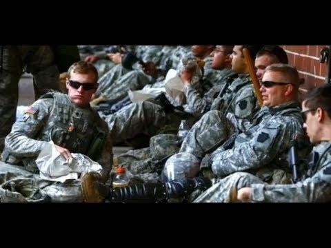USA: US-Militär stationiert über 5.200 Soldaten an Grenze zu Mexiko