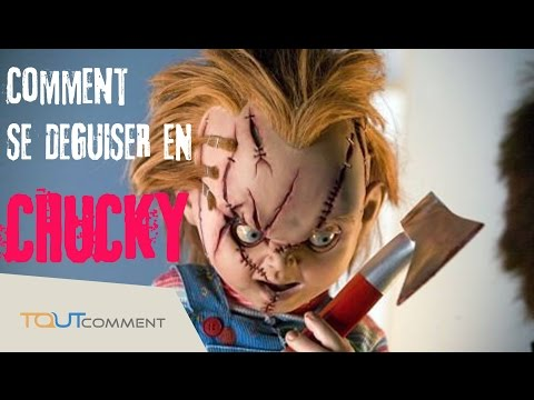 Comment se déguiser en Chucky (deguisement halloween)