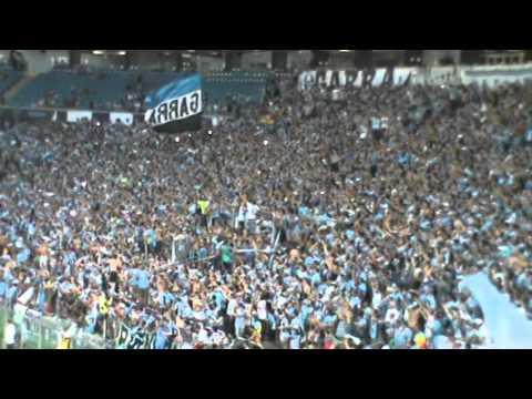 Libertadores da America 2016 - Grêmio 4 x 0 LDU - Geral do Grêmio - Grêmio - Brasil - América del Sur